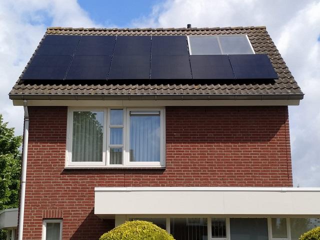 Duurzaam Lithoijen zonnepanelen Herpen particulier