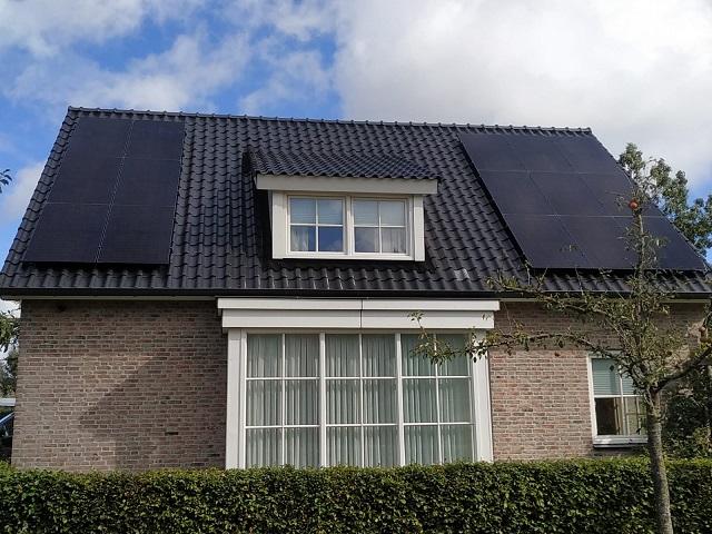 Duurzaam Lithoijen zonnepanelen Maren-Kessel particulier