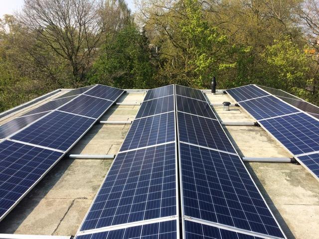 Duurzaam Lithoijen zonnepanelen Oss particulier
