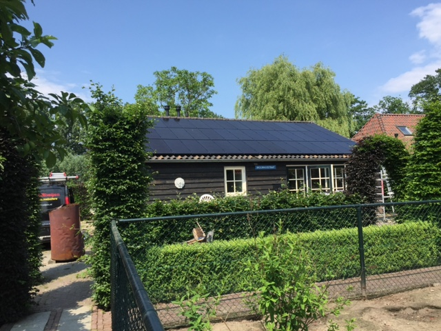 Duurzaam Lithoijen zonnepanelen Schijndel particulier