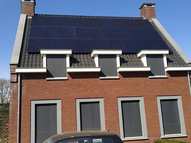 Duurzaam Lithoijen zonnepanelen Uden particulier