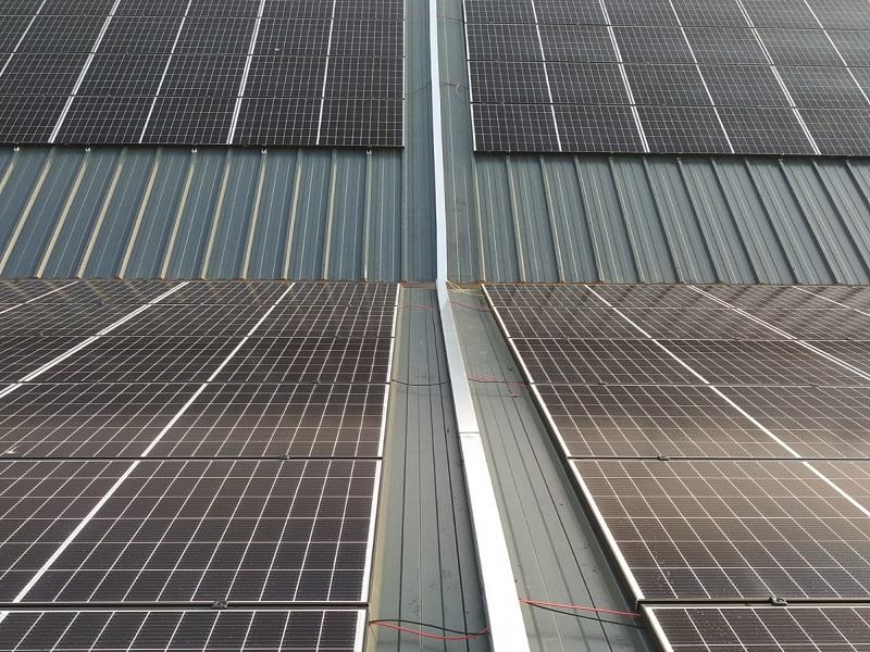 Duurzaam Lithoijen zonnepanelen Wijchen 2 zakelijk