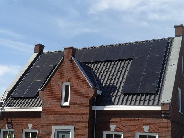Duurzaam Lithoijen zonnepanelen Zeeland particulier