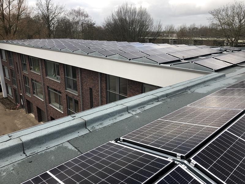 Duurzaam Lithoijen zonnepanelen Wageningen VVE